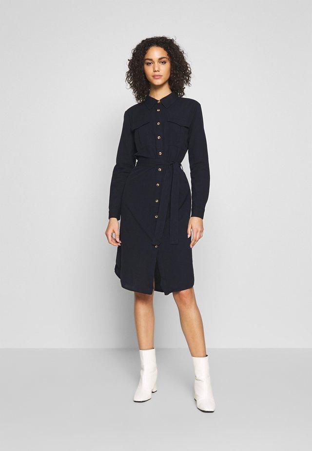JDYTULIP DRESS - Shirt dress - sky captain