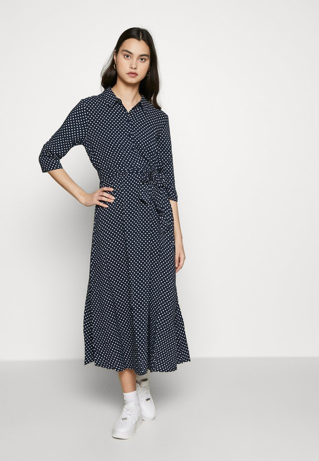 STARR LIFE - Shirt dress - sky captain/cloud dancer