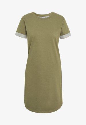 JDYIVY LIFE DRES - Korte jurk - martini olive
