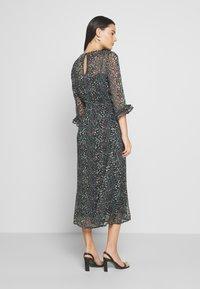 JDY - JDYSIBEL 3/4 - Denní šaty - mottled dark blue - 2