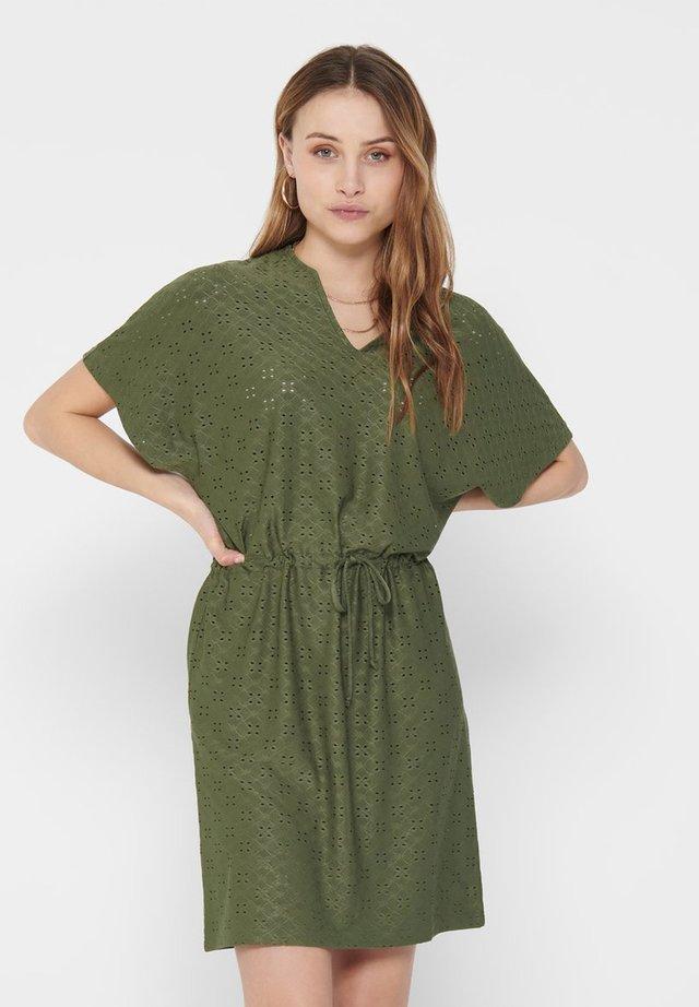 Korte jurk - kalamata