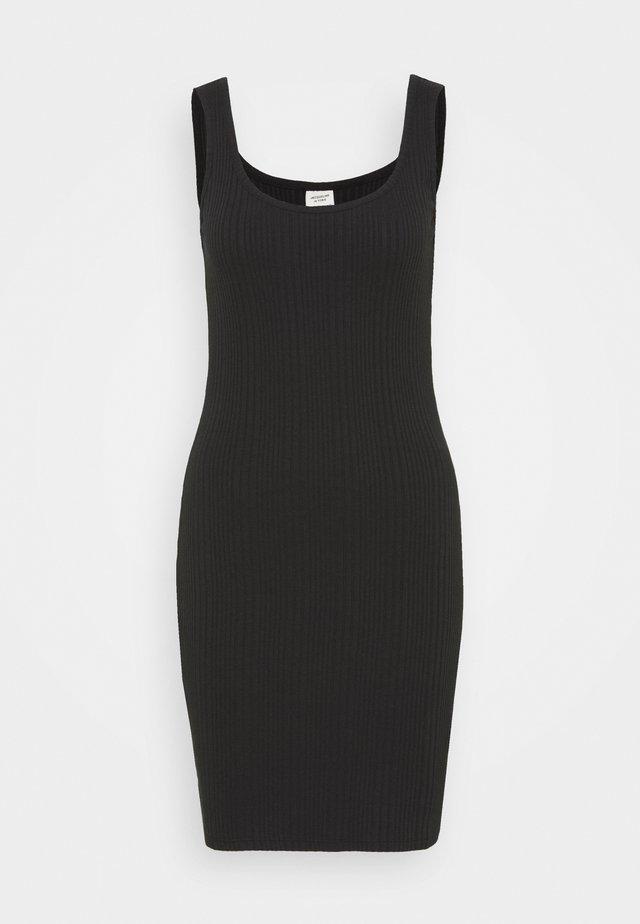 JDYMARNI LIFE TANK DRESS  - Vestido de tubo - black