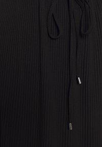 JDY - JDYMATUNNA DRESS - Jerseyjurk - black - 2