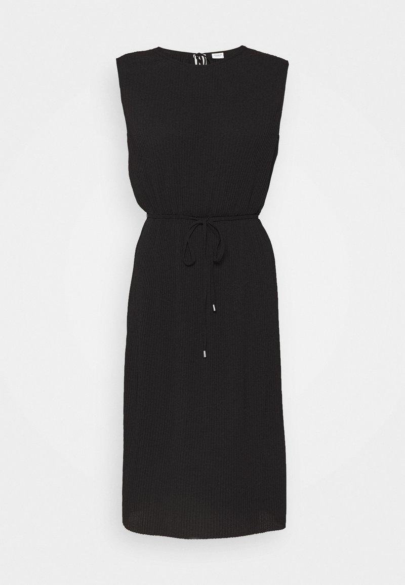 JDY - JDYMATUNNA DRESS - Jerseyjurk - black