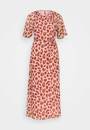JDYSALLY MID CALF DRESS - Robe d'été - ash rose