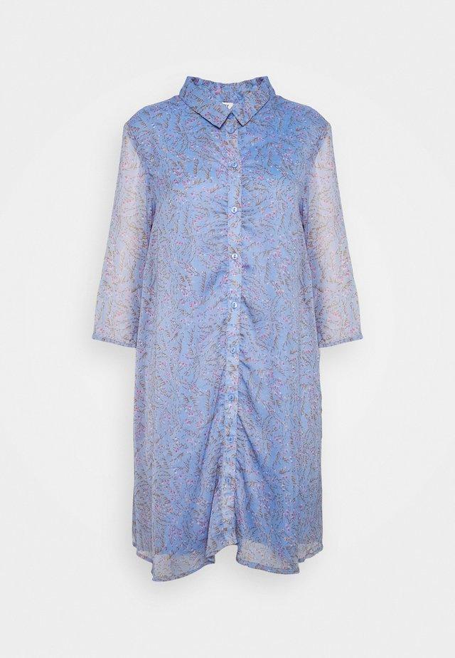JDYNELLY DRESS - Shirt dress - vista blue
