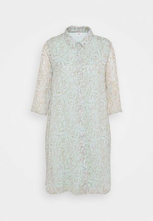 JDYNELLY DRESS - Blusenkleid - blue haze/branch