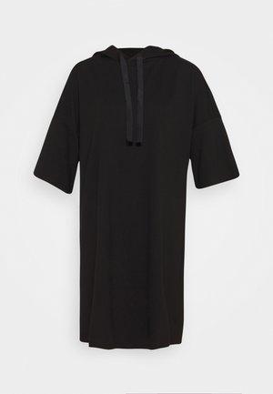 JDYDAWN 3/4 HOOD DRESS  - Day dress - Black