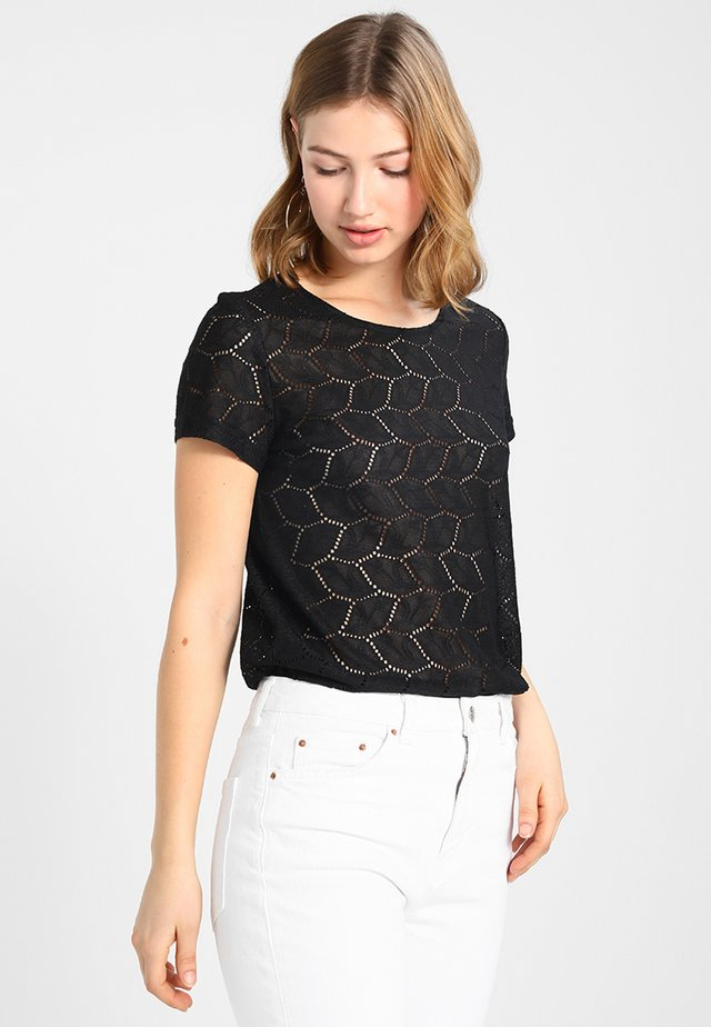 JDYTAG  - T-shirts print - black