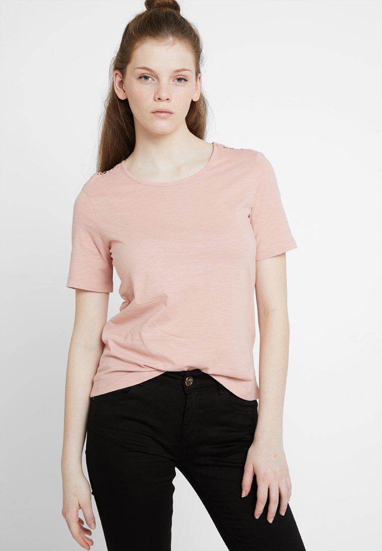 JDY - JDYNOMA - Print T-shirt - misty rose
