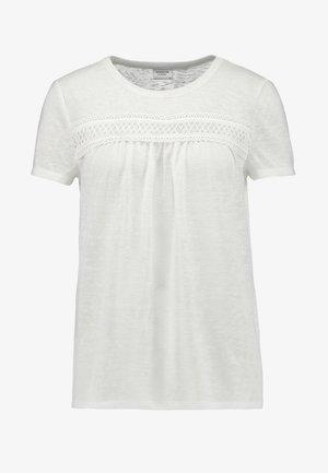 JDYDANIELLE  - T-Shirt print - cloud dancer