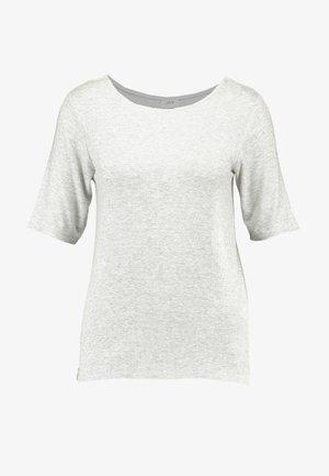JDYCA MINI  - Camiseta estampada - light grey melange