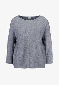 JDY - JDYCLAUDIA - Long sleeved top - light grey melange - 3