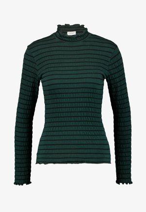 JDYSHILDA HIGHNECK - T-shirt à manches longues - scarab