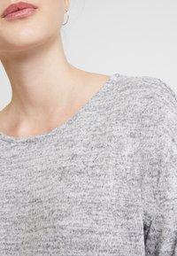 JDY - Pitkähihainen paita - light grey melange - 5