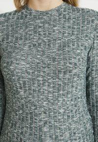 JDY - JDYMELISA - Pullover - scarab/melange - 5