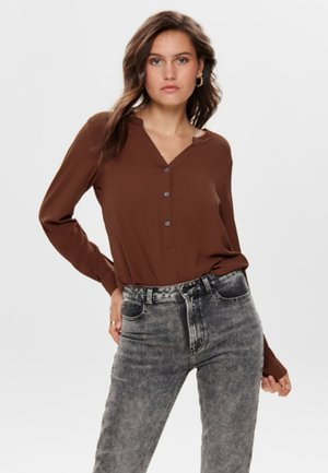 JDYTRACK  - Blusa - brown