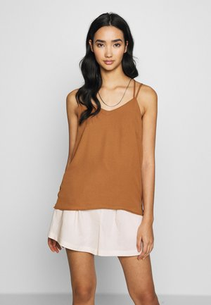 JDYNYNNE LAYER SINGLET  - Topper - argan oil
