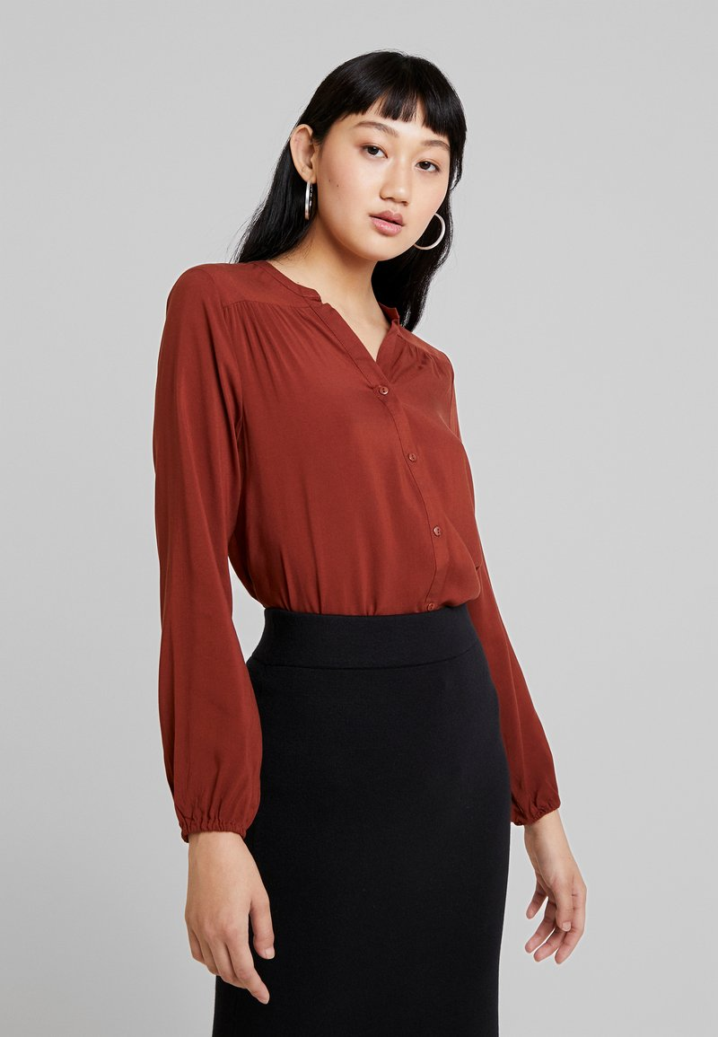 JDY - NOOS - Blouse - light red
