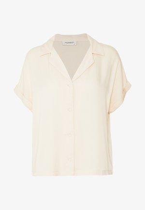 JDYJOJO - Button-down blouse - tapioca