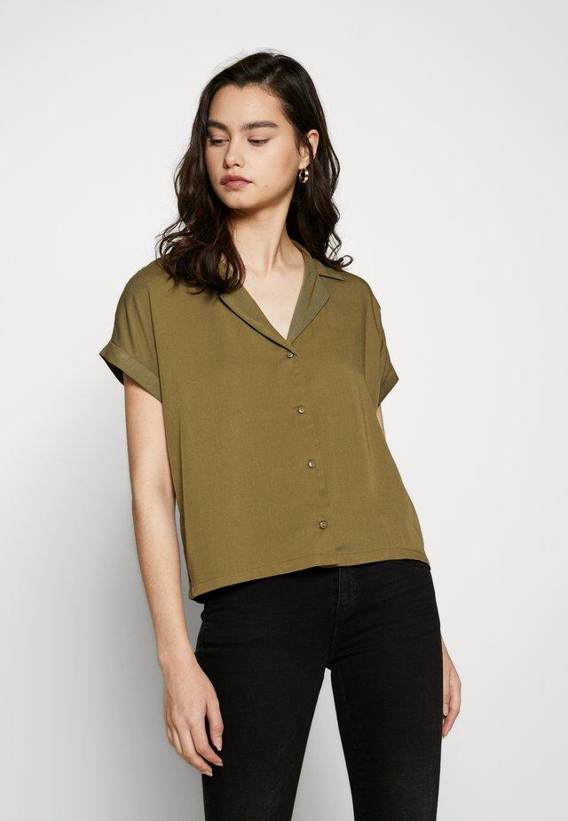JDYJOJO - Button-down blouse - martini olive