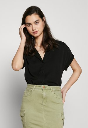 JDYJOJO - Button-down blouse - black