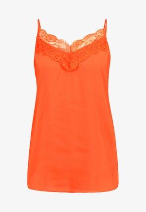 YAKINI SINGLET  - Top - tangerine tango