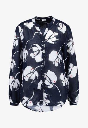 JDYLOOP - Blouse - navy blazer/cloud dancer