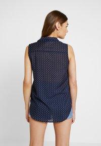 JDY - JDYLOOP - Blouse - navy blazer/blue - 3