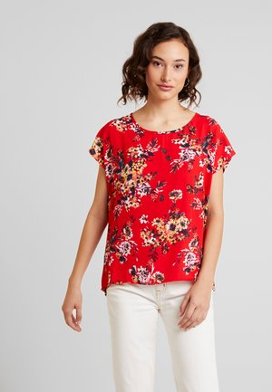 JDYWIN TREATS NECK - Blouse - goji berry