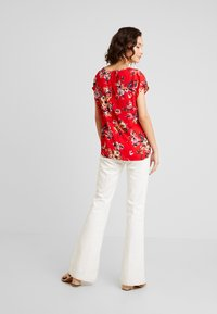 JDY - JDYWIN TREATS NECK - Blouse - goji berry