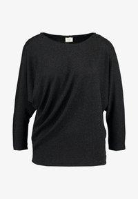 JDY - JDYFREI - Langærmede T-shirts - black - 3