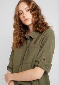 JDY - JDYNELSON  - Button-down blouse - kalamata - 3