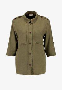 JDY - JDYNELSON  - Button-down blouse - kalamata - 4