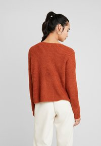 JDY - Blouse - red - 4