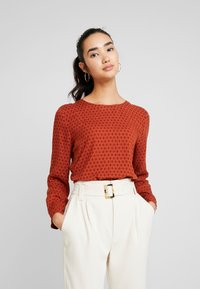 JDY - Blouse - red - 0
