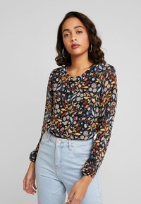 JDY - Blouse - black/multi - 0