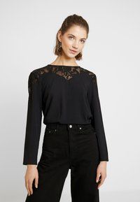 JDY - JDYOLAF  - Blouse - black - 0