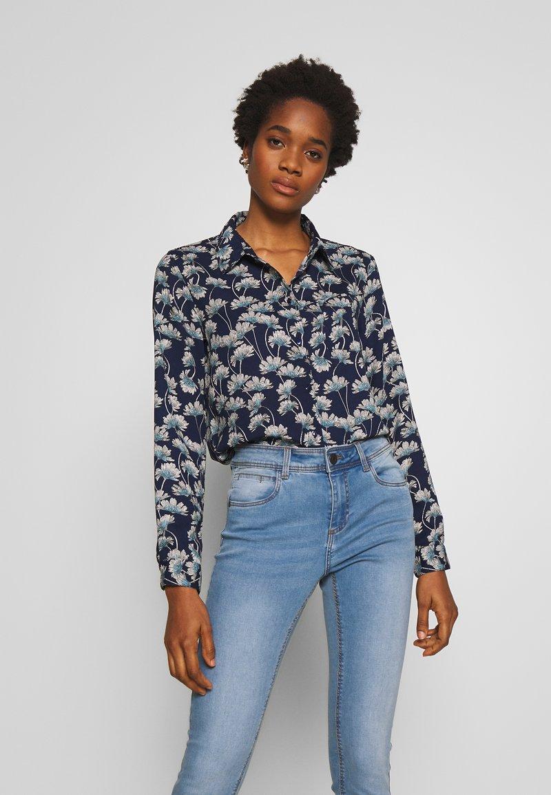 JDY - JDYMIE - Camisa - navy blazer