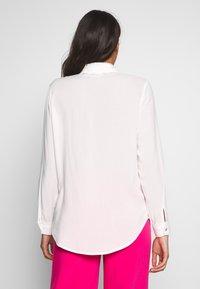 JDY - BLOUSE - Button-down blouse - cloud dancer - 2