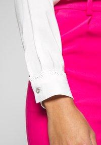 JDY - BLOUSE - Button-down blouse - cloud dancer - 5
