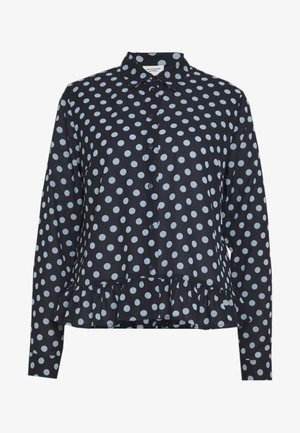 JDYRANTINI - Button-down blouse - navy blazer