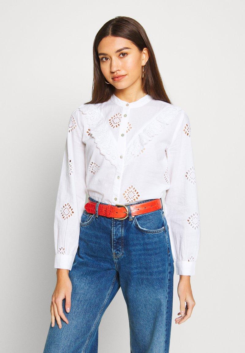 JDY - Skjorte - white