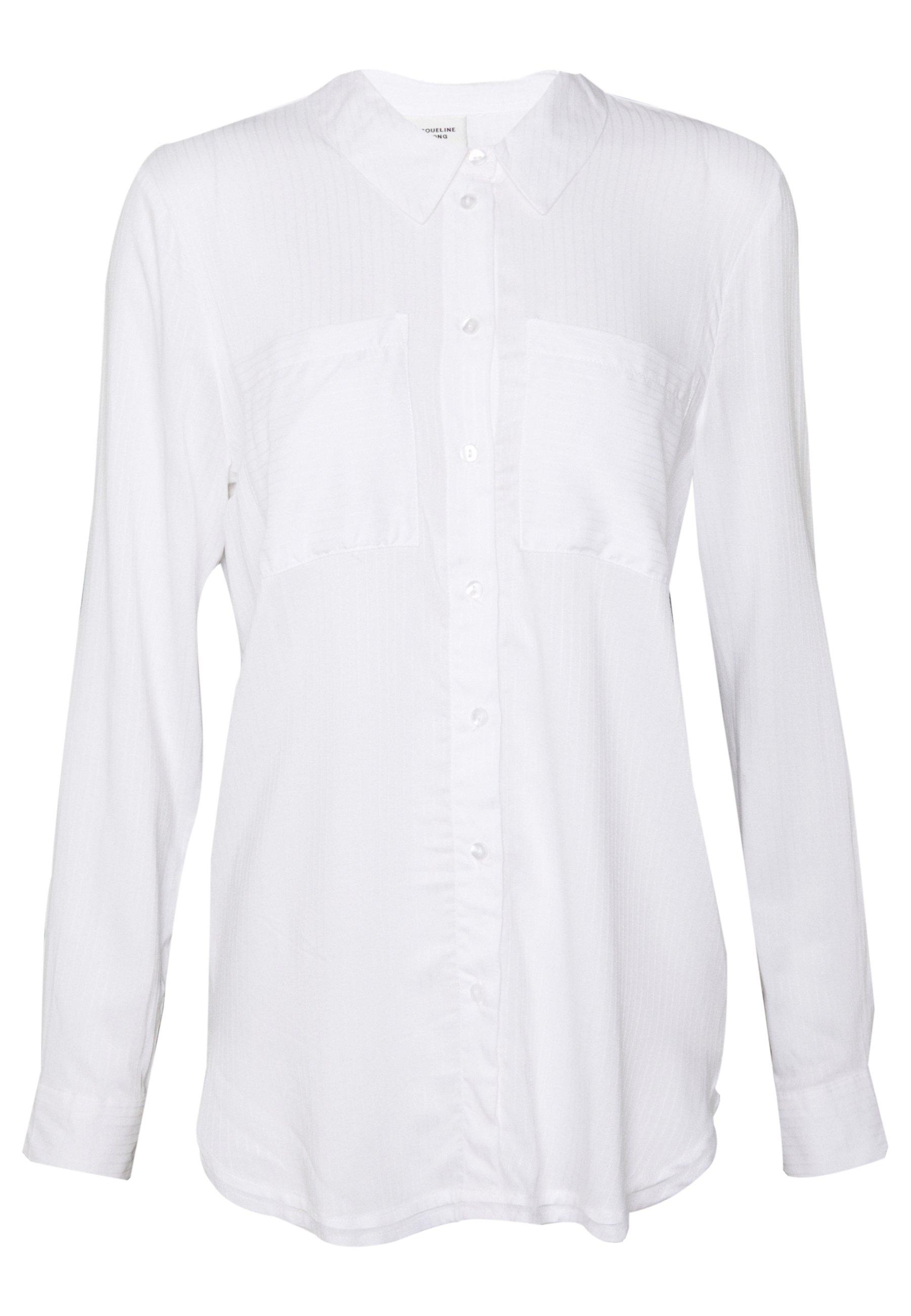 JDY JDYTOM SHIRT - Koszula - bright white