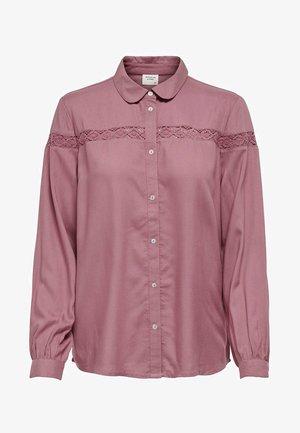 Overhemdblouse - mauve