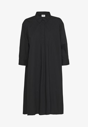 JDYSIF LONG SHIRT DRESS - Skjortekjole - black
