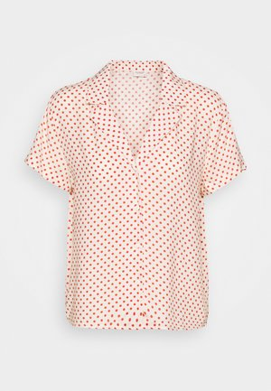 STARR LIFE - Camicia - sandshell/etruscan red