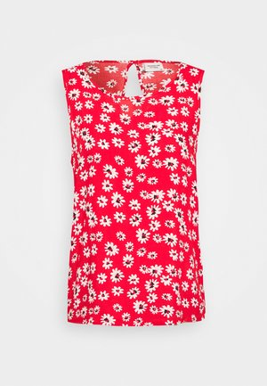 JDYSTARR LIFE NECK - Blouse - red
