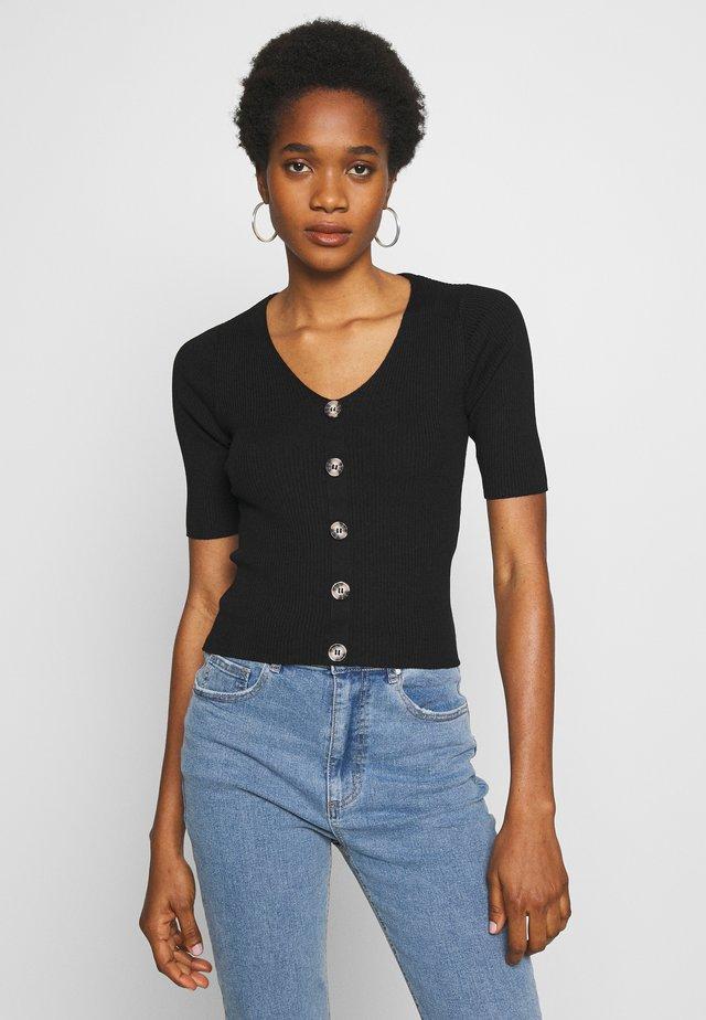 JDYYUMMY - Print T-shirt - black