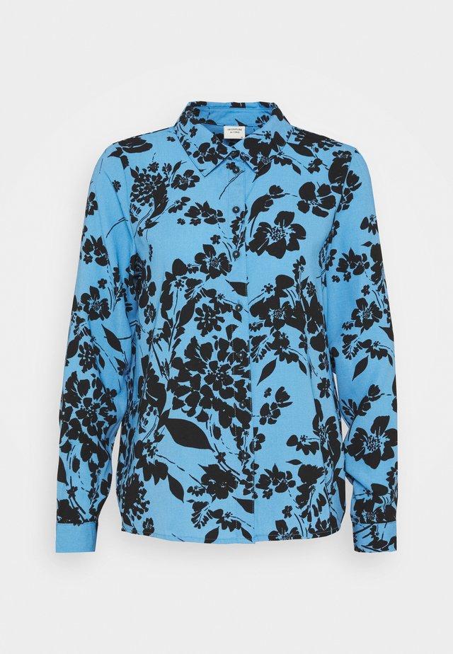 JDYLION SHIRT  - Blouse - blue